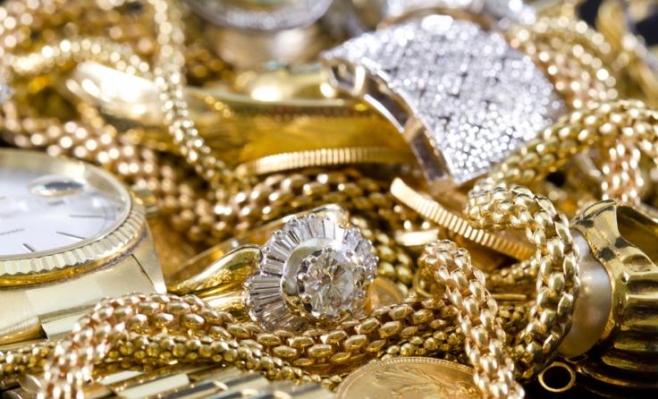 Esclavas de oro personalizadas